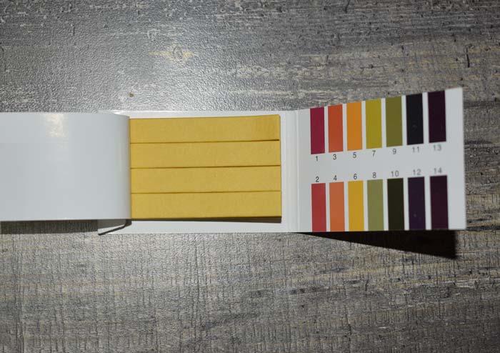 Индикаторная бумага pH, 100 шт