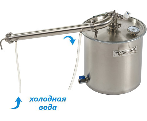 Режим потстилл для аппарата Вейн 3 на 20 литров